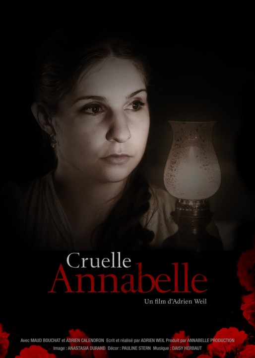 Affiche Cruelle Annabelle